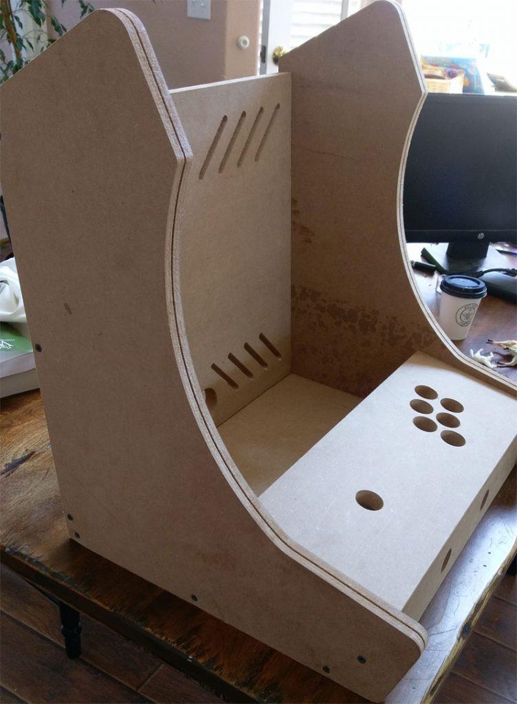 table top arcade box