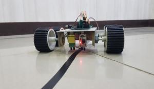 infrared sensor bot